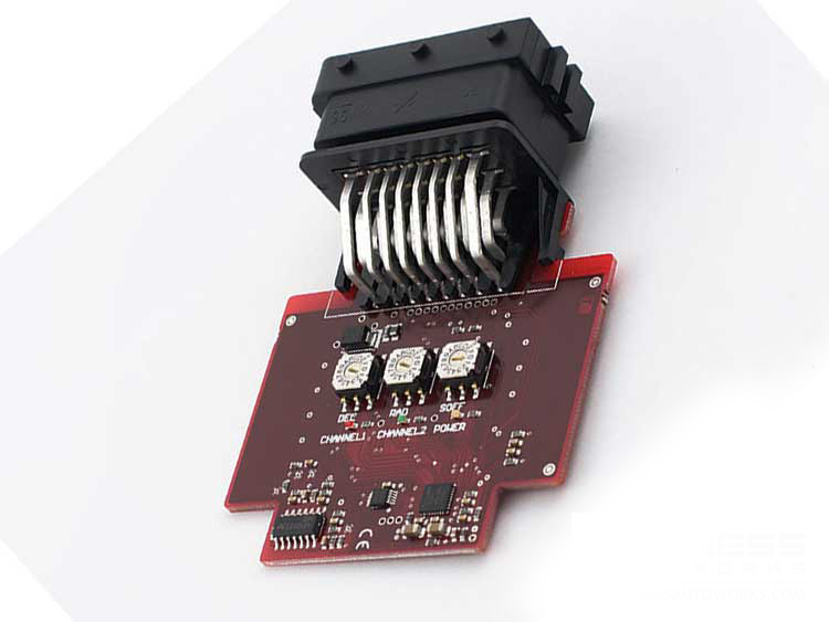 smart fortwo Engine Control Module - 453 model - Power+ by SILA Concepts