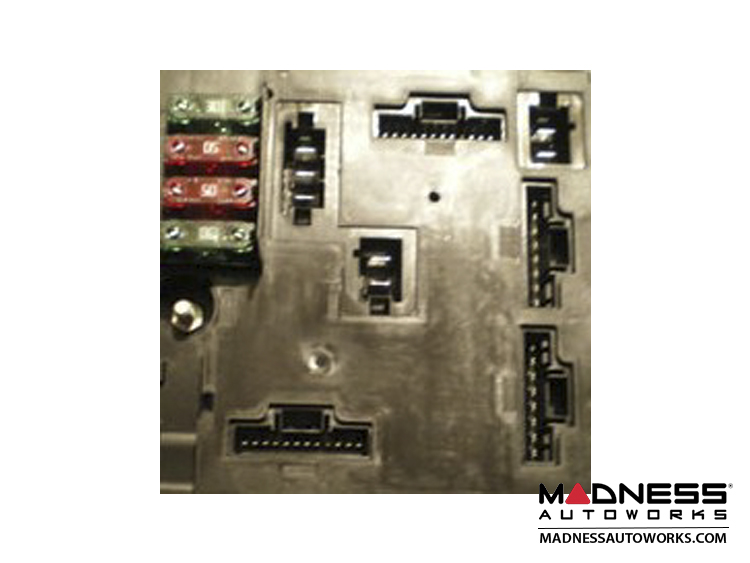 smart fortwo SAM Unit - 450 model