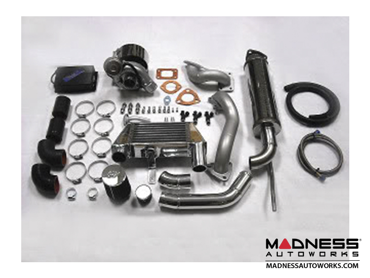 smart fortwo Turbo Upgrade Kit - 451 model - Stage 2