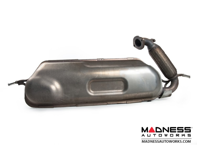 smart fortwo Exhaust - 451 - OEM - Used