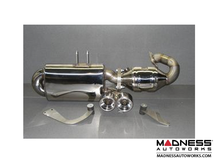 smart fortwo Performance Exhaust - 450 - T1 600 & 700 cc Engines