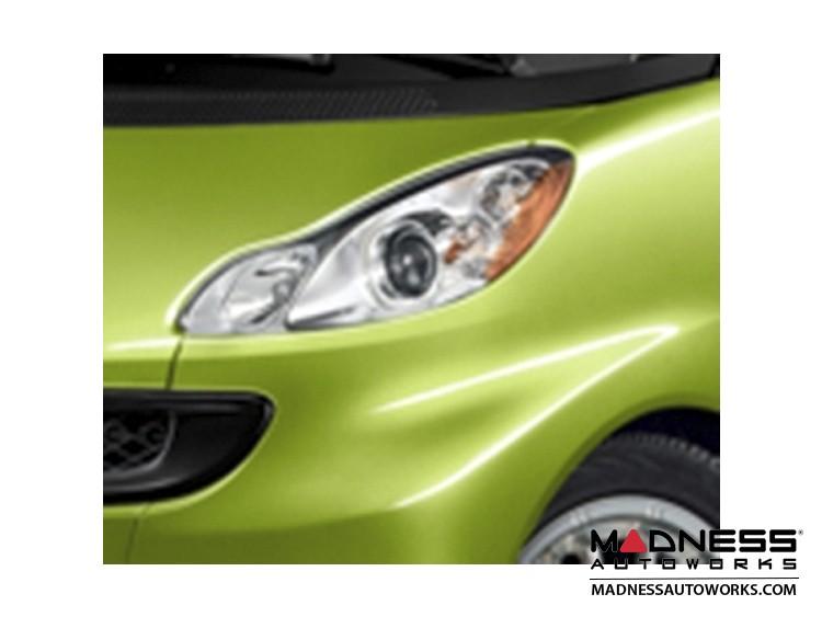 smart fortwo Headlights - 451 model - Drivers Side