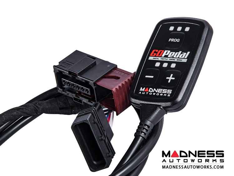 smart fortwo MADNESS Power Pack - 451 model - Stage 1