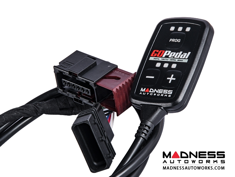 smart fortwo Throttle Controller - MADNESS GOPedal - 453 model