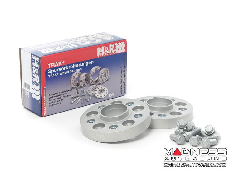 smart fortwo Wheel Spacers - 450/ 451 - 25mm - H&R - Trak+ DRA Series