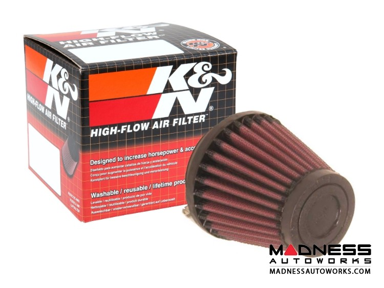 smart fortwo Cold Air Intake Replacement Air Filter - 451 - K&N
