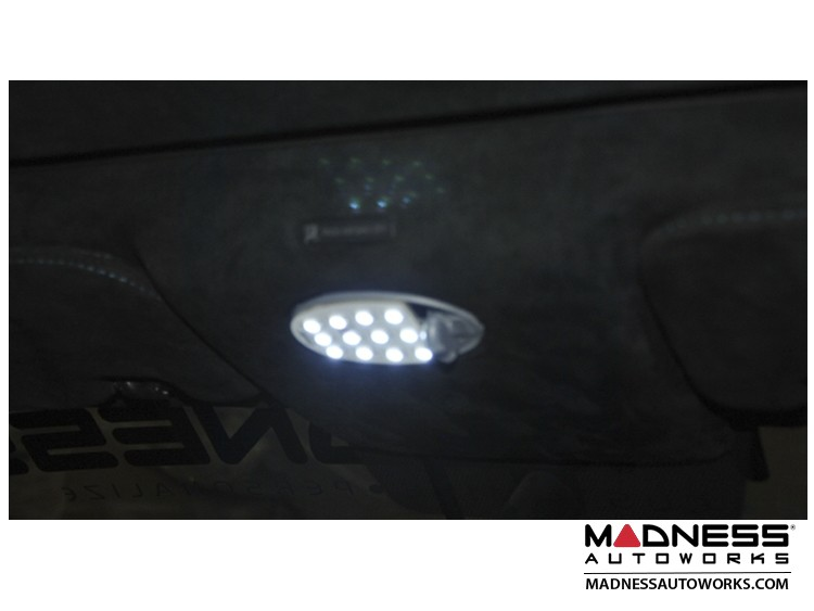 smart fortwo Dome Light SMD Replacement Bulb Panel - 451 model