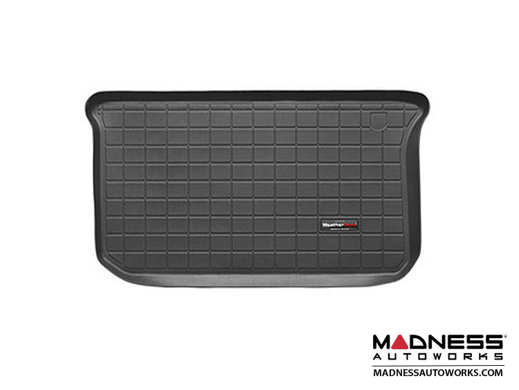 smart fortwo Cargo Liner - 451 - WeatherTech - Black
