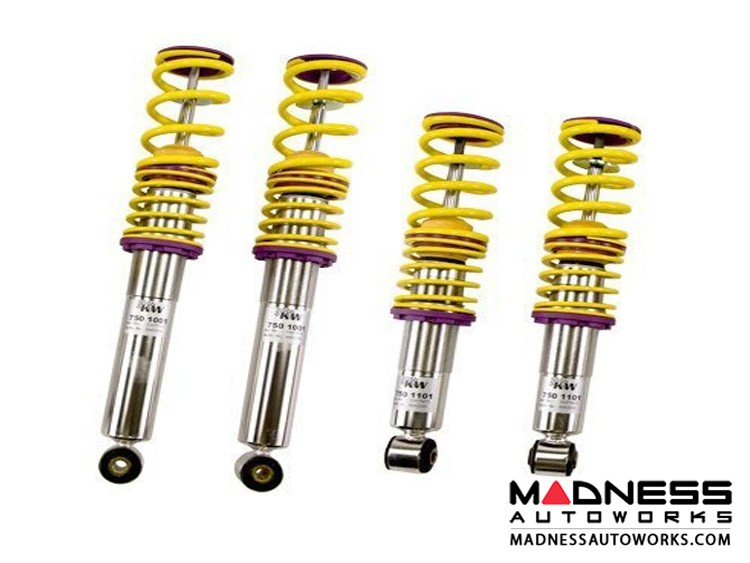 """SMART fortwo V2 453 KW Coilover Kit - 0.8"""" to 2.0"""""""