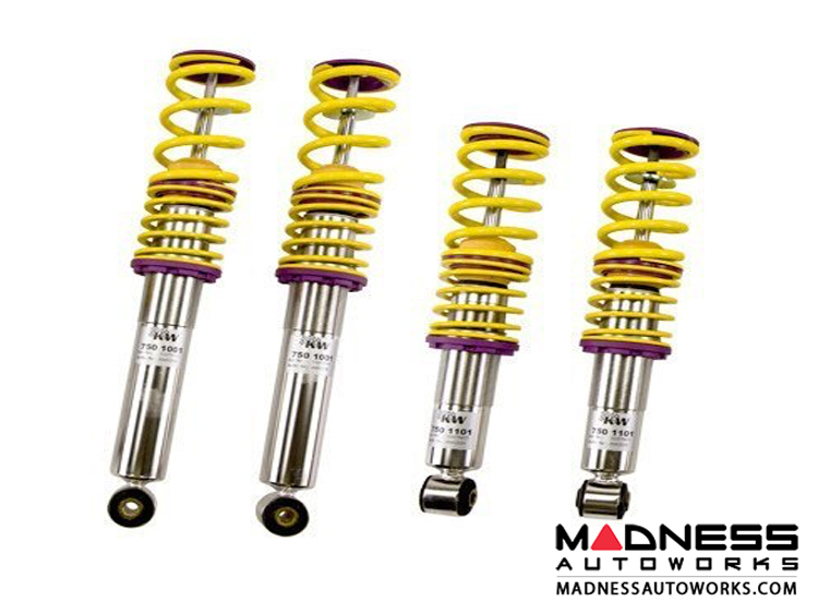 "SMART fortwo V2 453 KW Coilover Kit - 0.8"" to 2.0"""