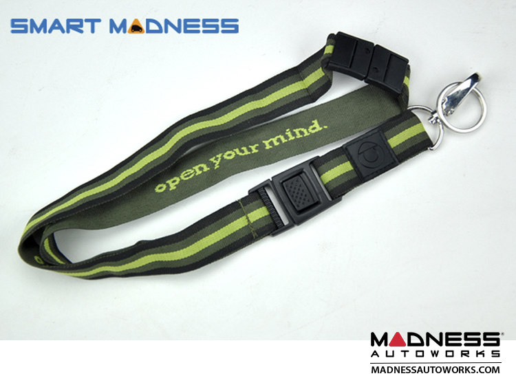 smart fortwo Lanyard - Green