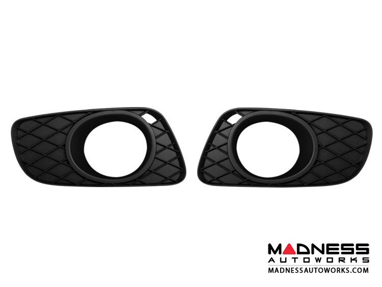 smart Lower Grill Covers (left and right sides) - Fog Light Openings
