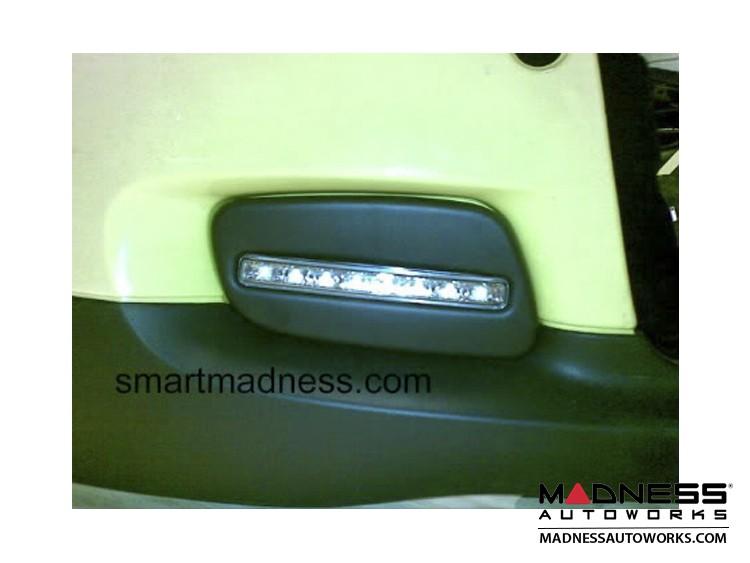 smart fortwo LED Driving Lights - 451 model - S-Mann