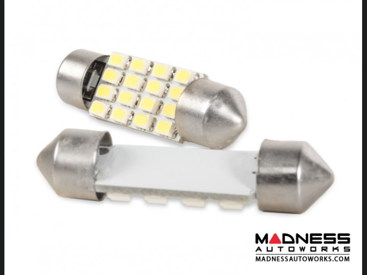 smart fortwo Dome Light SMD Replacement Bulbs (2 Bulbs) - 451 model - Best