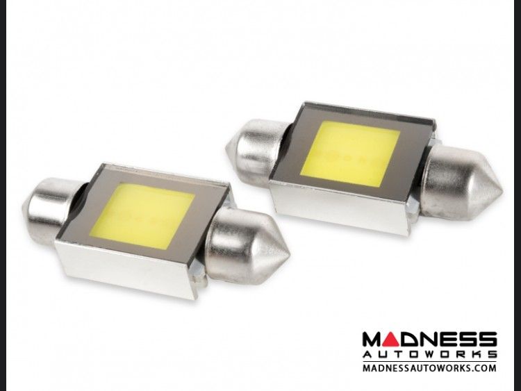 smart fortwo Dome Light SMD Replacement Bulbs (2 Bulbs) - 451 model - Good