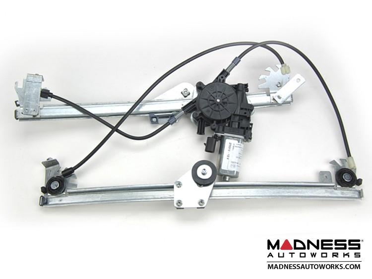 smart fortwo Window Winder Motor + Assembly - 451 model - Driver Side