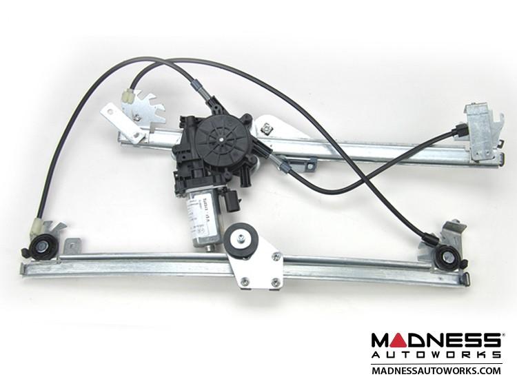 smart fortwo Window Winder Motor + Assembly - 451 model - Passenger