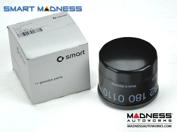 smart fortwo Oil Filter - 451- Genuine smart