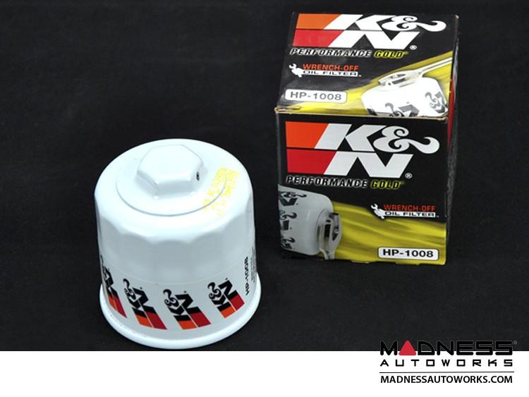 smart fortwo Oil Filter - 451- K&N