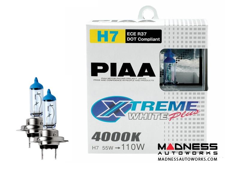 smart fortwo Light Bulb Set - 451 model - H7 Xtreme White Plus - PIAA