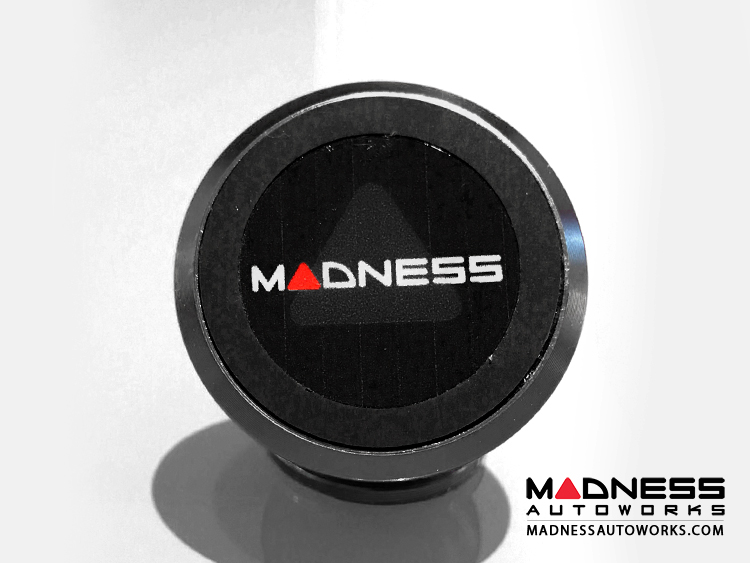 smart fortwo Phone Mount by MADNESS - Black Steel
