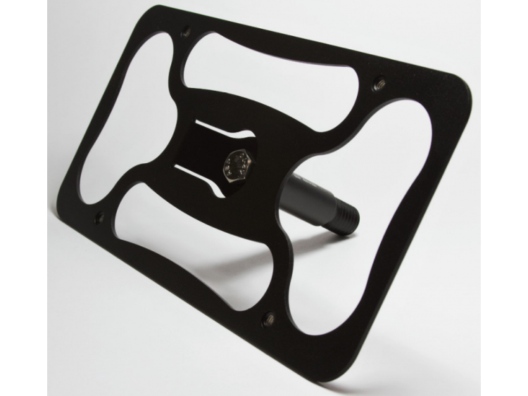 smart fortwo License Plate Mount Kit - Platypus