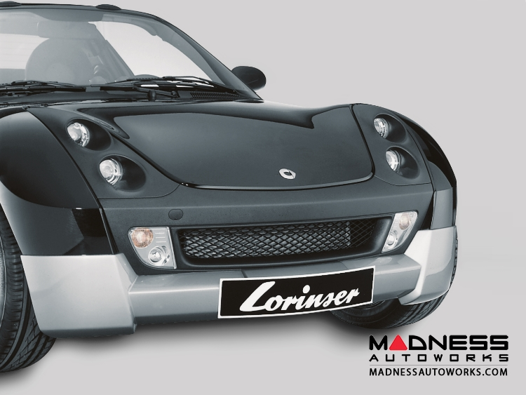 smart Roadster 452 Front Bumper by Lorinser