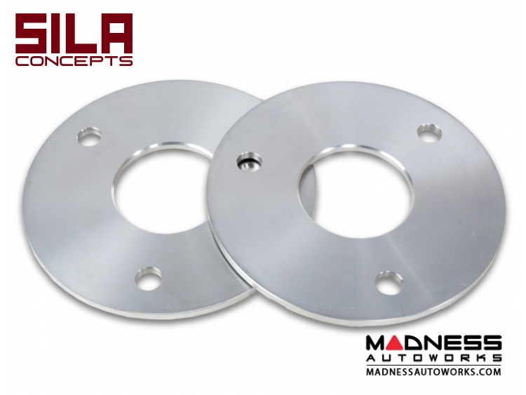 smart fortwo Wheel Spacers - 450/ 451 - 20mm - SILA Concepts