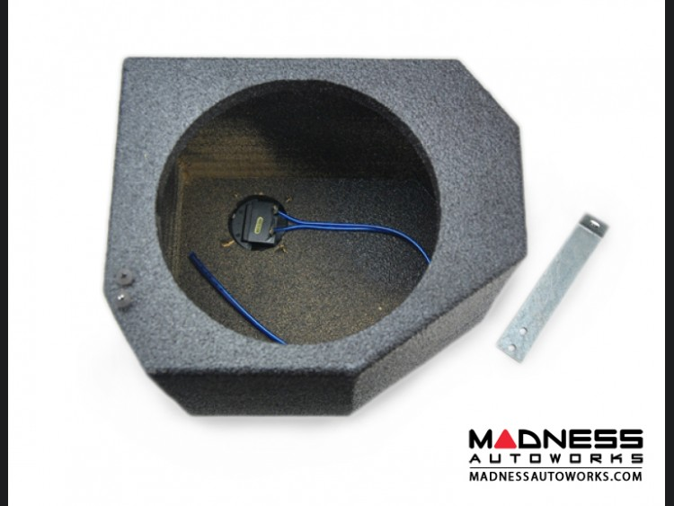 "smart fortwo Speaker Enclosure - 451 model - fits a 8"" Subwoofer"