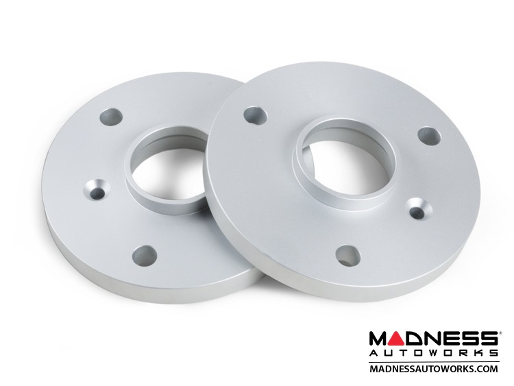 smart fortwo Wheel Spacers - 450/ 451 - 15mm - Athena - w/ bolts