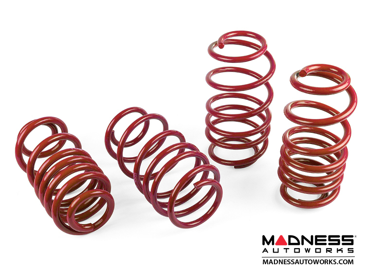 smart fortwo Lowering Spring Set - 453 model - MADNESS