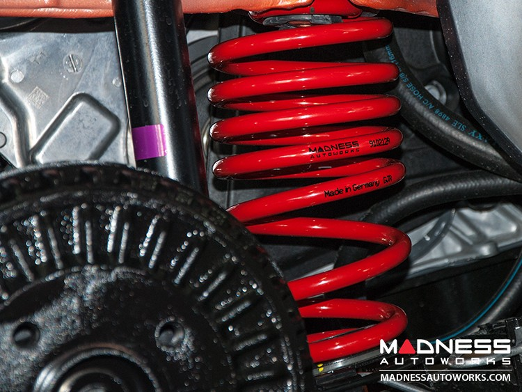 smart fortwo Lowering Springs- 453 - MADNESS