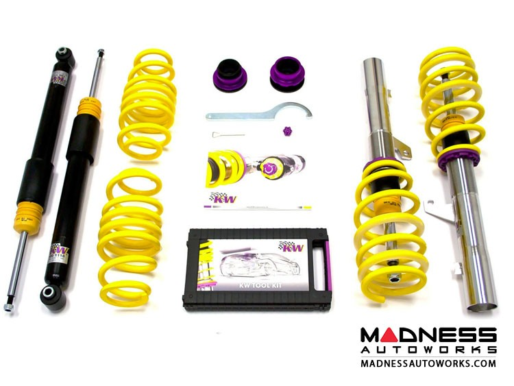 smart fortwo Coilover Set - 451 - KW Variant 2