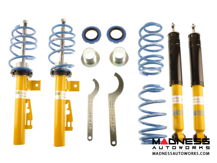 smart fortwo Coil Over Suspension Kit - 451 - Bilstein B14