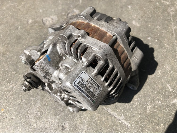 smart fortwo Alternator - 451 model - Used