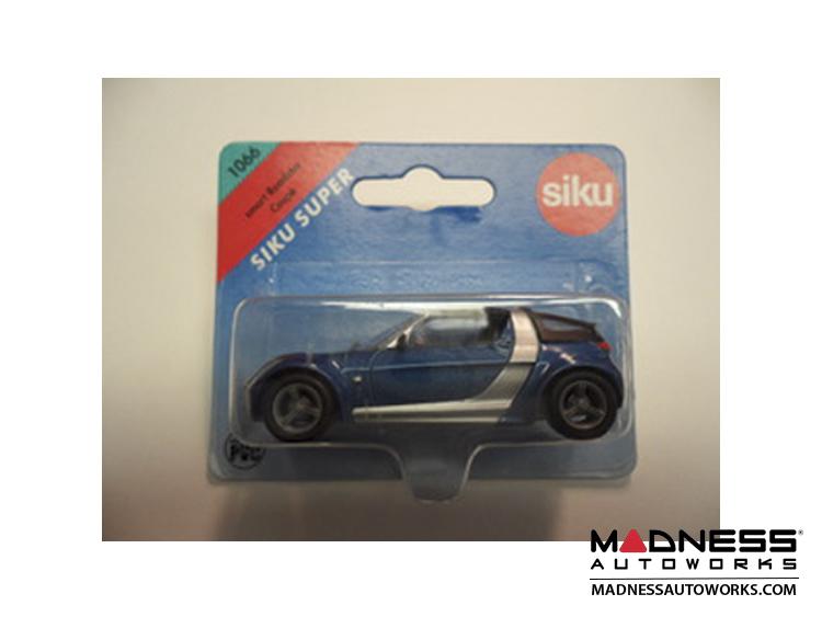 smart Roadster Model Car -Red - Siku