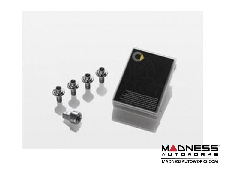 smart fortwo Wheel Locks - Genuine smart - 450/ 451 model