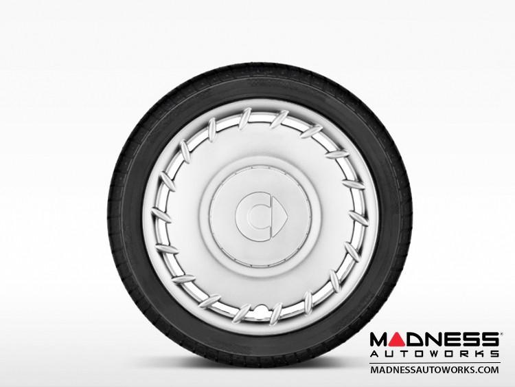 smart fortwo Wheel Cover (1) - 451 model