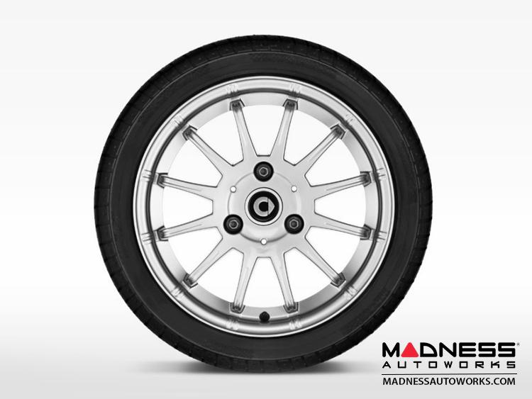 smart fortwo Wheel - 451 model - Rear Wheel - Passion V2