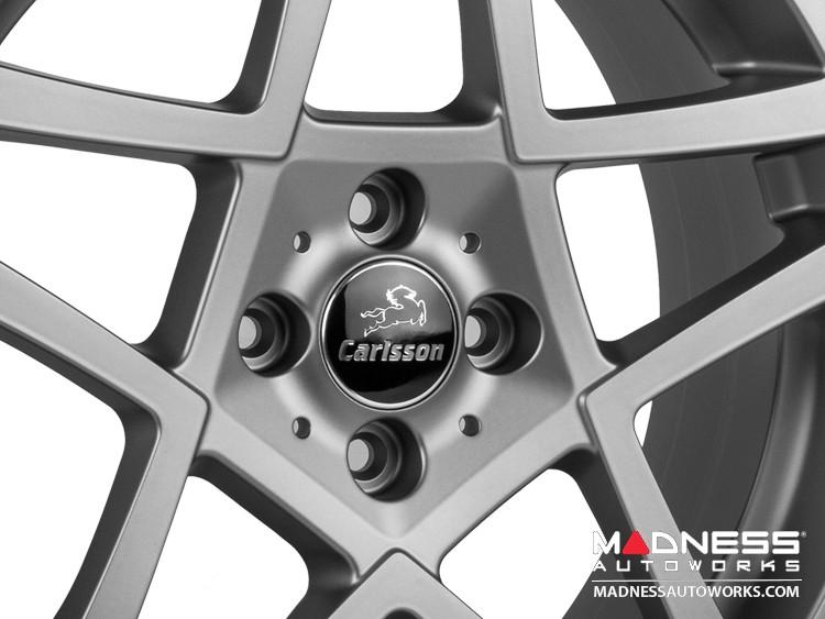 smart fortwo Custom Wheels - 453 - Carlsson - Revo III DE - Titanium