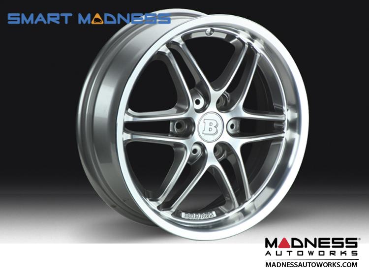 "smart fortwo Custom Wheels - BRABUS - Monoblock VII - 16"" - Front - 1 wheel"