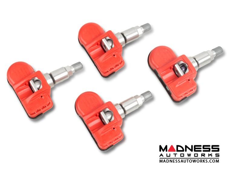 smart fortwo Tire Pressure Sensors / TPMS (4) - 451 model