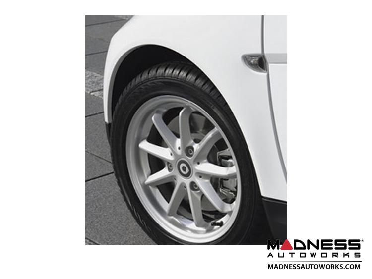 smart fortwo Wheel - 451 model - Rear Wheel - Passion V1