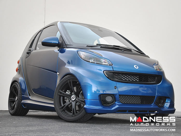 MADNESS Edition smart fortwo