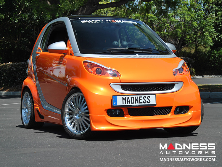 MADNESS Edition smart